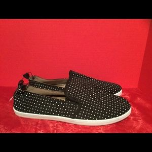 New Rosin size 13 slip-on rubber sole canvas
